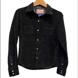 Vintage 90's BUM ÉQUIPEMENT Corduroy Shirt Size S
